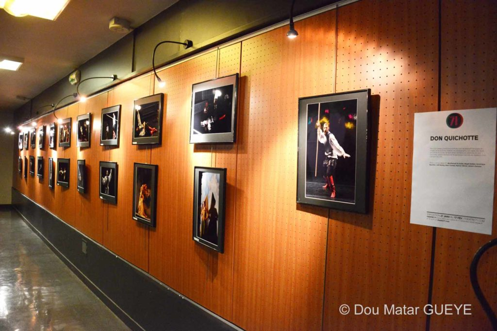 """Exposition """"Don Quichotte"""" - Théâtre 71"""